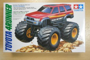 17010 WILD MINI 4WD TOYOTA 4RUNNER
