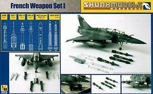 SW48008 1/48 French Weapon Set