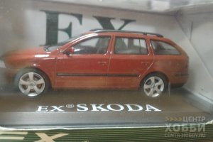 1/43 GatewayGlabal Skoda