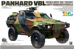 4603 French Army 1987 - Present PANHARD VBL Light Armoured Vehicle