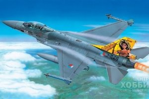 1271 1/72 САМОЛЕТ F-16 A/B FIGHTING FALCON