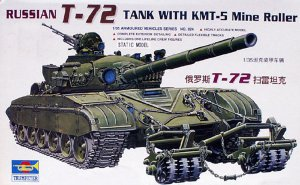 80112 T-72 with KMT-5