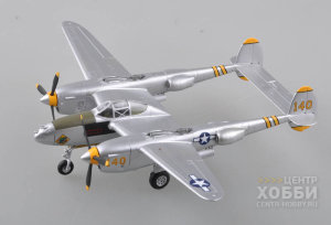 "36434 1/72 Американский тяжелый истребитель Lockheed P-38J Lightning - окрас ""№ 140"" 36434 1/72 Американский тяжелый истребитель Lockheed P-38J Lightning - окрас ""№ 140"""