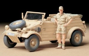 35238 GERMAN FIELD KUBELWAGEN TYPE 82