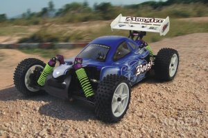 10070 1/10 4WD Battery Powered Off-Road Buggy - BOOSTER, 2.4G edition available
