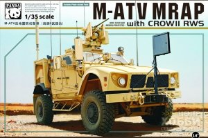 PH35007 1/35 M-ATV MRAP with CROW II RWS