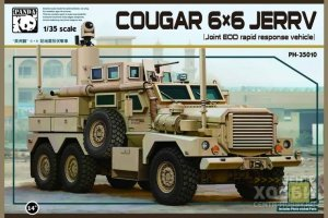PH35010 1/35 Cougar 6x6 JERRV (Joint EOD rapid response vehicle)