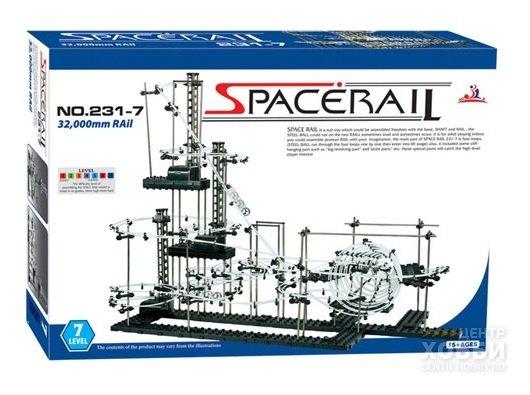 инструкция Spacerail 231-7 - фото 2