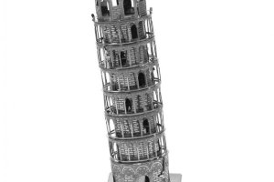 LEANING TOWER OF PISA 3D Metal Earth