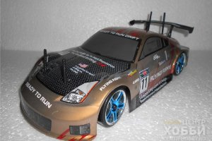 10230PRO 1:10 4WD Electric Powered Drift Car (top brushless version)