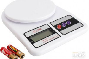 Весы электронные Electronic Kitchen Scale SF-400