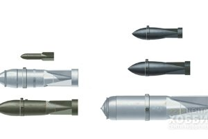 26101  1/72 Набор бомб WWII German Aircraft Weapons-1
