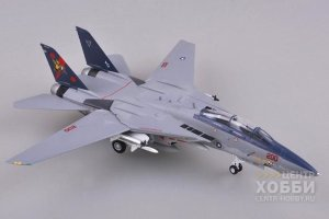 "37189 1/72 Американский истребитель-перехватчик F-14B Tomcat - окрас ""Red Rippers"" авианосец USS George Washington"""