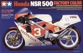 14099 Honda NSR 500 Factory Colour