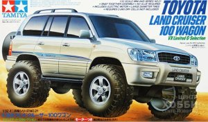 19021 1/32 Автомобиль Toyota Land Cruiser 100 Wagon 19021 1/32 Автомобиль Toyota Land Cruiser 100 Wagon