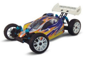 NITRO POWERED 4WD OFF-ROAD BUGGY