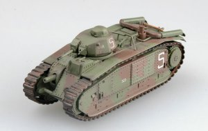 36158 Танк Char B1, June 1940, France, 2nd company 36158 Танк Char B1, June 1940, France, 2nd company