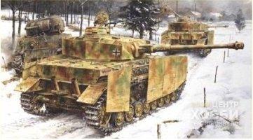 6556 1 35 немецкий средний танк pz kpfw iv ausf j