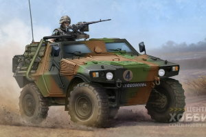 83876 1/35 French VBL Armour Car