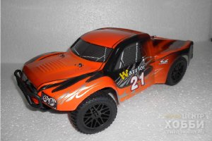 10702 1/10 4WD RC Hobby Rally Car Shortcurse