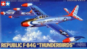 61077 1/48 Republic F-84G Thunderbirds 1/48 Republic F-84G Thunderbirds