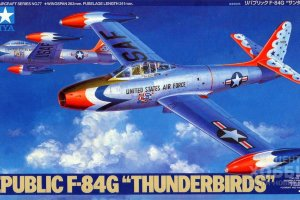 61077 1/48 Republic F-84G Thunderbirds
