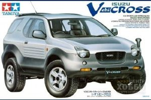 24191 1/24 Автомобиль Isuzu Vehi Cross