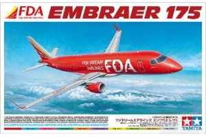92197 1/100 Embraer 175 - Fuji Dream Airlines