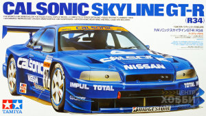 24219 1/24 Calsonic GT-R (R34) 24219   Calsonic GT-R (R34)