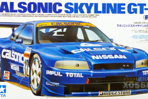 24219 1/24 Calsonic GT-R (R34)