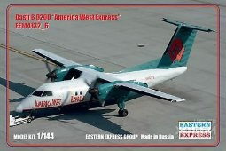 ЕЕ144132_6	Dash 8 Q200  American West Express ( Limited Edition )