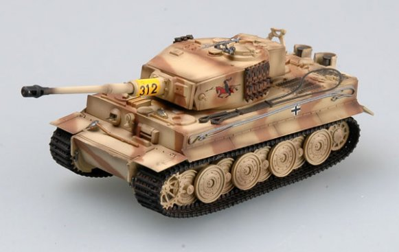 36220 1/72 Tiger I Late Type s.Pz.Abt. 505