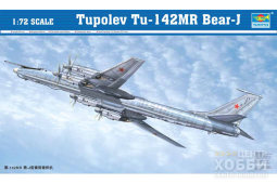 01609 1/72 Самолет Tupolev Tu-142MR Bear-J