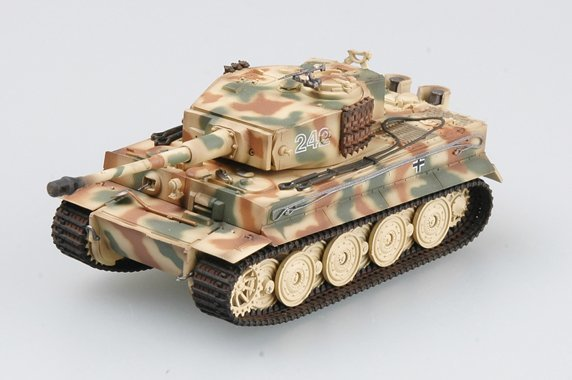 36221 1/72 Танк Tiger I Late Type SS-Pz.Abt. 102, Norma