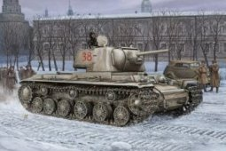 84814 1/48 Танк Russian KV-1 Model 1942 Lightweight Cas