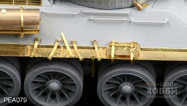 PEA079 1/35 Ice Cleats Set for T-34/76 or T-34/85 (For ALL)
