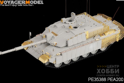 PE35388 1/35 Modern British Challenger 2 MBT (For TRUMPETER 001522)