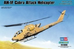 87224 Вертолет  AH-1F Cobra Attack Helicopter