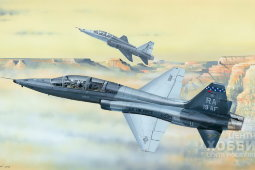 02877 1/48 Американский учебный самолет US T-38C Talon