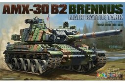 4604 French Army 1966-2002 AMX-30 B2 BRENNUS