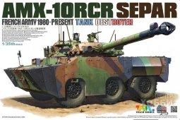 4607 French Army 1980-Present AMX-10RCR Separ