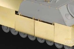 PEA193 1/35 WWII German Jagdpanzer IV Schurzen (For DRAGON /TAMIYA)
