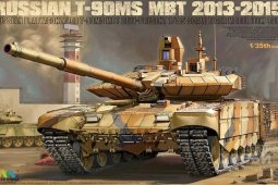 4610 Russian T-90MS MBT 2013-2015
