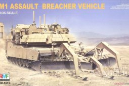 RM-5011 M1 ASSAULT BREACHER VEHICLE