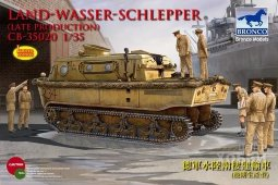 CB35020 1/35 Land-Wasser-Schlepper (Late Production)