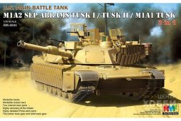 RM-5004 M1A2 SEP Abrams TUSK I/II 3 in 1