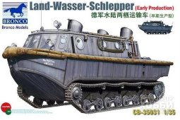 CB35031 1/35 Land-Wasser-Schlepper (Early Production)