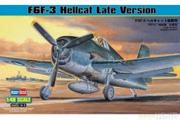 80359 1/48 Американский палубный истребитель F6F-3 «Hellcat» Late version.
