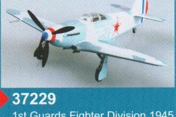 37229 Самолет Yak-3 1st Guards Fighter Division