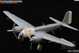 VA72002 Upgrade detail set for Hasegawa 1/72 Junkers Ju-88G-1'NIGHT FIGHTER'